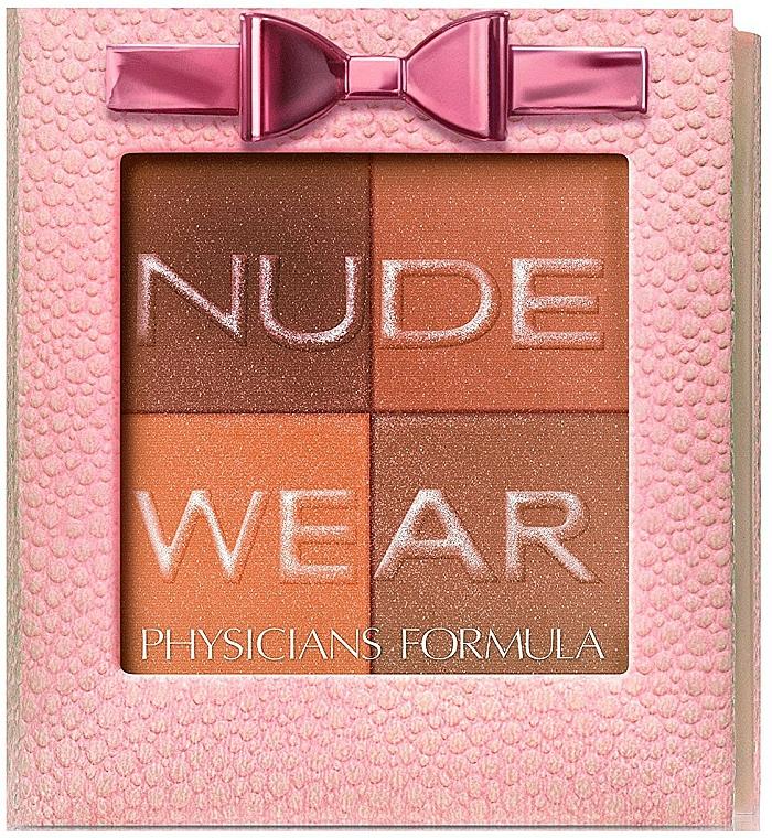 Bronzing Gesichtspuder - Physicians Formula Nude Wear Glowing Nude Bronzer — Bild N1