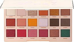Düfte, Parfümerie und Kosmetik Lidschatten-Palette - Makeup Revolution X Roxxsaurus Roxi Eye Shadow Palette