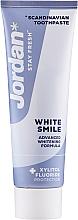 Düfte, Parfümerie und Kosmetik Aufhellende Zahnpasta White Smile - Jordan Stay Fresh White Smile