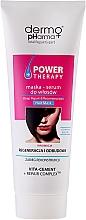 Düfte, Parfümerie und Kosmetik Regenerierende und reparierende Haarmaske - Dermo Pharma Power Therapy Deep Repair & Reconstruction Hair Mask