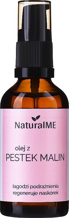 Himbeersamenöl für Körper, Gesicht und Haare - NaturalME