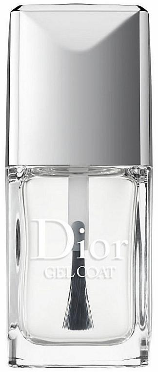 Langanhaltender Nagelüberlack mit Gel-Glanz-Effekt - Dior Gel Coat — Bild N1