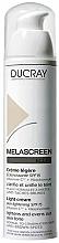 Düfte, Parfümerie und Kosmetik Leichte Gesichtscreme gegen Pigmentflecken mit Vitamin C und Niacinamid SPF 15 - Ducray Melascreen Eclat Lightening Light Cream SPF15