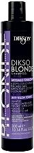 Düfte, Parfümerie und Kosmetik Shampoo gegen Gelbstich - Dikson Dikso Blonde Anti-Yellow Toning Shampoo