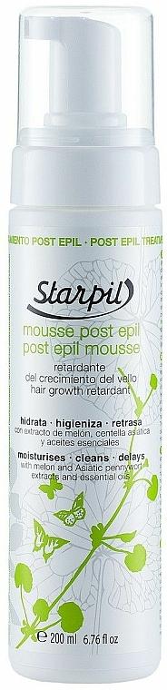 Wachstumshemmende Mousse Post Epil - Starpil Post Epil — Bild N1