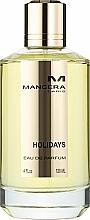 Düfte, Parfümerie und Kosmetik Mancera Holidays - Eau de Parfum