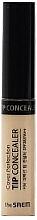 Düfte, Parfümerie und Kosmetik Gesichts-Concealer - The Saem Cover Perfection Tip Concealer