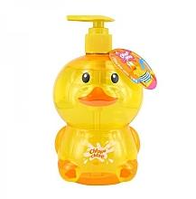 Düfte, Parfümerie und Kosmetik Bade- und Duschgel für Kinder mit Fruchtduft Ente - Chlapu Chlap Bath & Shower Gel