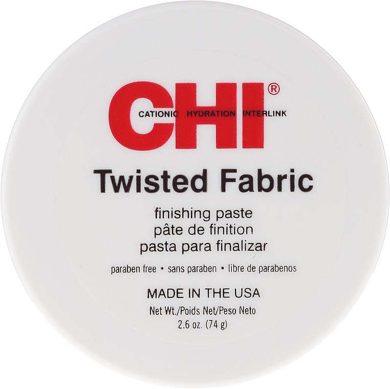Modellierende Haarpaste für bewegliche Stylings - CHI Twisted Fabric — Bild N1