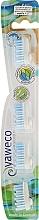 Düfte, Parfümerie und Kosmetik Austauschbare Zahnbürstenköpfe weich 4 St. - Yaweco Toothbrush Heads Nylon Soft