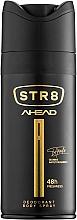 Düfte, Parfümerie und Kosmetik Str8 Ahead - Deospray