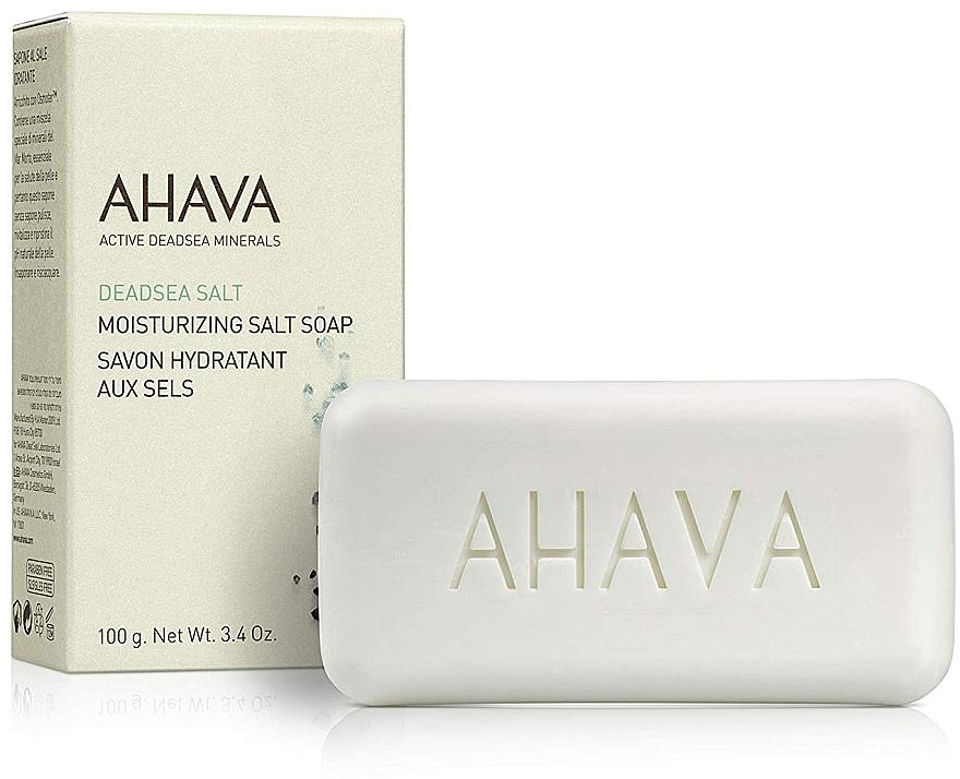 Feuchtigkeitsspendende Seife mit Salz aus dem Toten Meer - Ahava Moisturizing Salt Soap