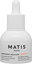 Düfte, Parfümerie und Kosmetik Beruhigendes Gesichtsserum gegen Rötungen für empfindliche und irritierte Haut - Matis Reponse Delicate Sensibiotic Serum Sensitive Skin