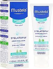 Düfte, Parfümerie und Kosmetik Aufweichende Gesichtscreme gegen Rötungen für Kinder und Babys - Mustela Bebe Emollient Cream