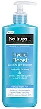 Düfte, Parfümerie und Kosmetik Feuchtigkeitsspendendes Körperlotion-Gel für normale bis trockene Haut - Neutrogena Hydro Boost Body Gel Cream