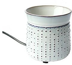 Düfte, Parfümerie und Kosmetik Elektrischer Wachswärmer - Yankee Candle Ceramic Dot