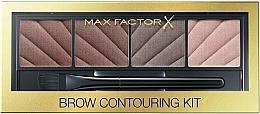 Düfte, Parfümerie und Kosmetik Augenbrauenset - Max Factor Brow Contouring Powder Kit