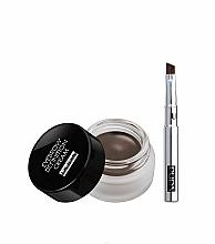 Düfte, Parfümerie und Kosmetik Augenbrauencreme mit Augenbrauenpinsel - Eyebrow Definition Cream