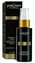 Düfte, Parfümerie und Kosmetik Anti-Falten Gesichtsserum mit Lifting-Effekt - PostQuam Luxury Gold Age Control Serum