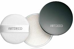 Düfte, Parfümerie und Kosmetik Spezialpuder zum Fixieren der Camouflage-Creme - Artdeco Fixing Powder