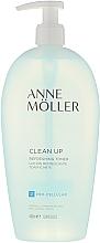 Düfte, Parfümerie und Kosmetik Alkoholfreies Gesichtsreinigungstonikum - Anne Moller Lotion Fresh Tonifiante