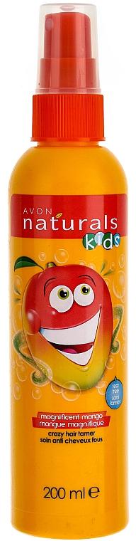 Entwirr-Spray für krauses Kinderhaar - Avon Playful Mango