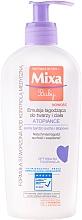 Düfte, Parfümerie und Kosmetik Beruhigende Körperlotion für Babys - Mixa Baby Atopiance