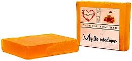 Düfte, Parfümerie und Kosmetik Glycerin-Seife für Körper mit Honig - The Secret Soap Store