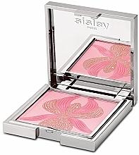 Düfte, Parfümerie und Kosmetik 2in1 Highlighter- und Rougepalette - Sisley L'orchidee Rose
