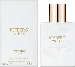 Iceberg White - Eau de Toilette — Bild N2