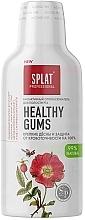 Düfte, Parfümerie und Kosmetik Schützendes Mundwasser zur Stärkung des Zahnfleisches - SPLAT Healthy Gums