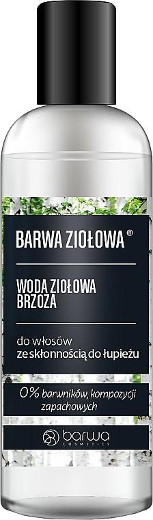 Haarwasser Birke - Barwa Herbal Water
