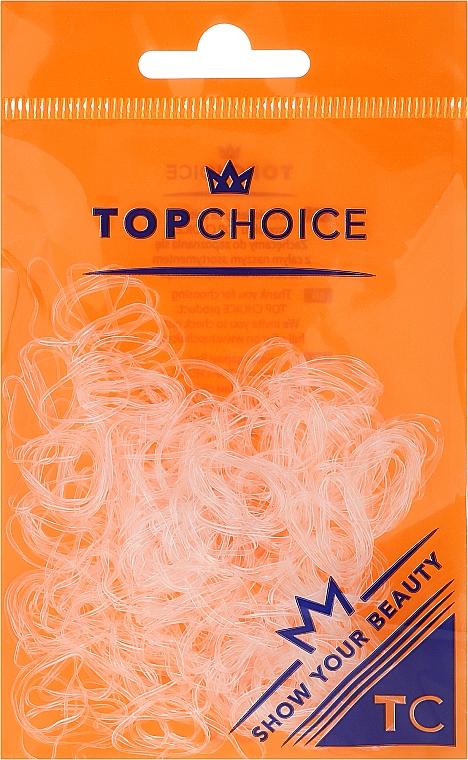 Haargummis transparent 500 St. 22715 - Top Choice