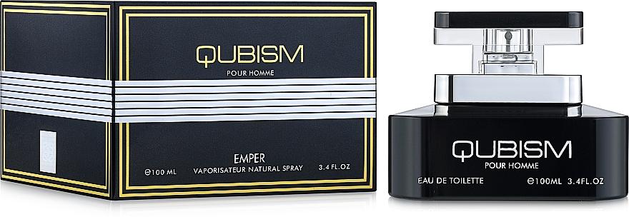 Emper Qubism - Eau de Toilette — Bild N1