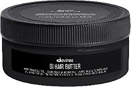 Düfte, Parfümerie und Kosmetik Pflegendes Öl für alle Haartypen - Davines OI Hair Butter