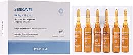 Düfte, Parfümerie und Kosmetik Ampullen gegen Haarausfall - SesDerma Laboratories Seskavel Anti-Hair Loss Aampoules
