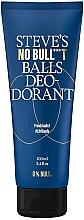 Düfte, Parfümerie und Kosmetik Deocreme - Steve`s No Bull***t Balls Deo-dorant