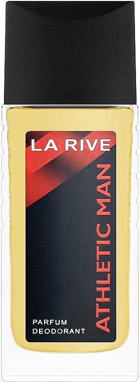 La Rive Athletic Man - Parfümiertes Körperspray