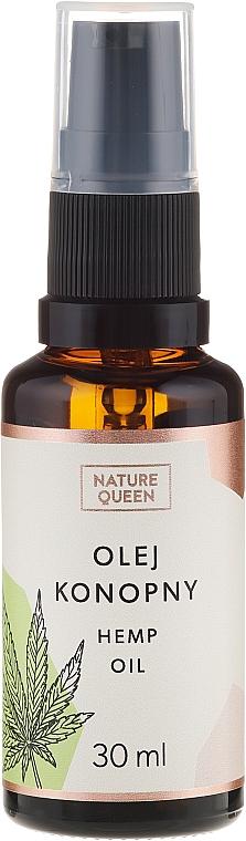 Kosmetisches Hanföl - Nature Queen Hemp Oil