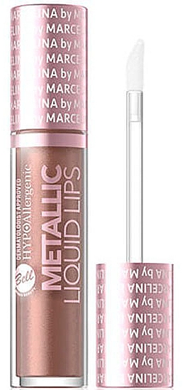 Flüssiger Lippenstift - Bell Hypo Metallic Liquid Lips