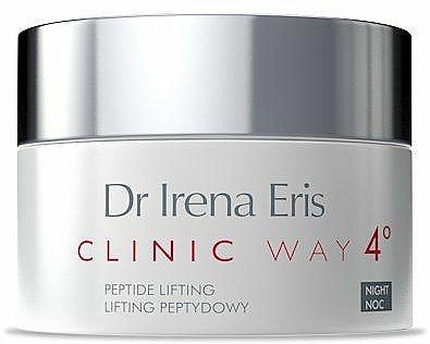 Nachtcreme mit Peptiden und Lifting-Effekt - Dr Irena Eris Clinic Way 4 Peptide Lifting — Bild N1