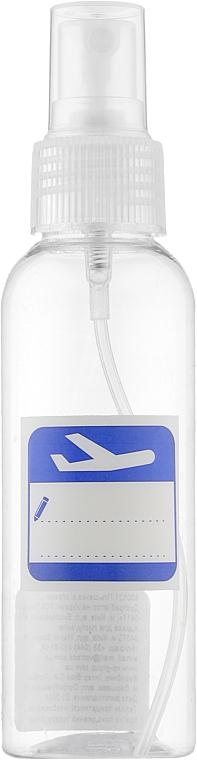 Plastikflasche mit Pumpenspender 100 ml 400521 - Inter-Vion — Bild N1