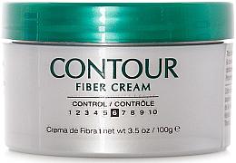 Düfte, Parfümerie und Kosmetik Fasercreme zum Haarstyling - Lanza Healing Style Contour Fiber Cream