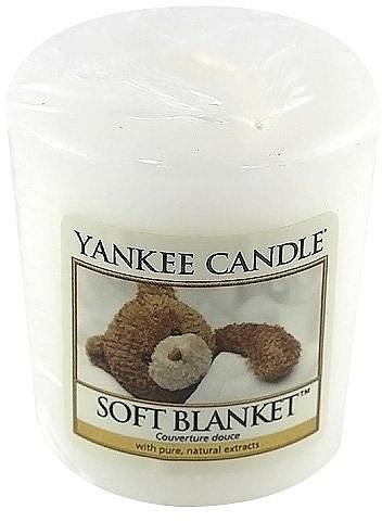 Votivkerze Soft Blanket - Yankee Candle Soft Blanket Sampler Votive