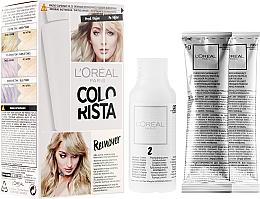 Düfte, Parfümerie und Kosmetik Haarfarben-Entferner für blaue und grüne Nuancen - L'Oreal Paris Colorista Remover