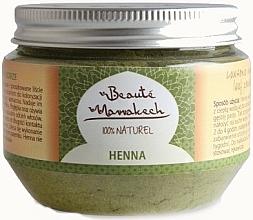 Düfte, Parfümerie und Kosmetik Natürliche Henna für das Haar - Beaute Marrakech Henna