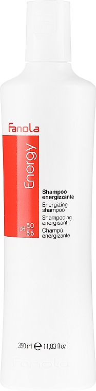 Energiespendendes Shampoo gegen Haarausfall - Fanola Anti Hair Loss Shampoo