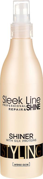 Haarspray für seidigen Glanz - Stapiz Sleek Line Silk Shiner