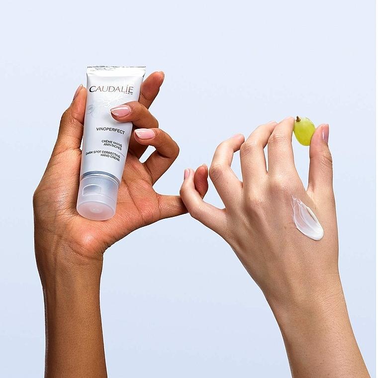 Hand- und Nagelcreme - Caudalie Vinotherapie Hand And Nail Cream — Bild N5
