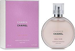 Düfte, Parfümerie und Kosmetik Chanel Chance Eau Vive - Parfüm Haarspray